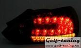 VW Scirocco 08-14 Фонари светодиодные, красно-тонированные с светодиодным поворотником
