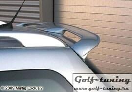 Peugeot 307 01-07 Универсал Спойлер на крышку багажника