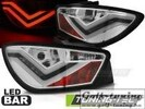 Seat Ibiza 6J 3D 08-12 Фонари светодиодные, хром Led bar design