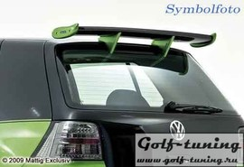 Citroen C2 03- Спойлер на крышку багажника