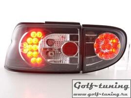Ford Escort 5 92- Фонари светодиодные, черные