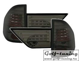 BMW X3 E83 03-06 Фонари светодиодные, тонированные