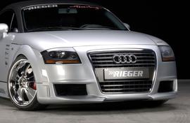 Audi TT 8N 98-06 Передний бампер R Frame