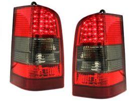 Mercedes W638 96-03 Фонари светодиодные, красно-тонированные