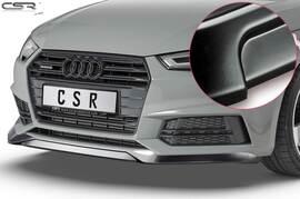 Audi A4 B9 S-Line / S4 8W 2015-05/2019 Накладка на передний бампер