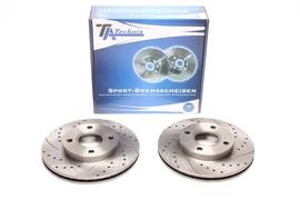 Ford / Mazda 95-12 Спортивные тормозные диски передние