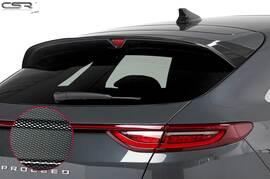 Kia Ceed SW /ProCeed (CD) 18- Спойлер на крышку багажника Carbon look