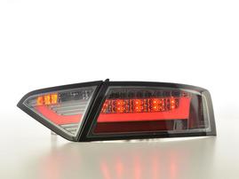 Audi A5 07-11 Купе/спортбэк Фонари lightbar design тонированные