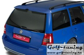 VW Golf 4/Bora Спойлер на крышку багажника X-Line design