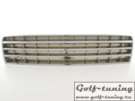 Fiat Punto 03-07 Решетка радиатора без значка хром
