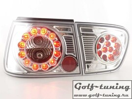 Seat Ibiza 6K 97-01 Фонари светодиодные, хром