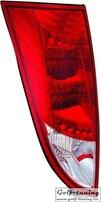 Ford Focus 98-04 Фонари светодиодные, красно-белые