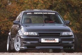 Opel Astra F Обвес Wide Body 1