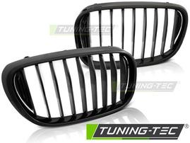 BMW G11/G12 15- Решетки радиатора (ноздри) черные, глянцевые