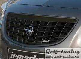 Opel Insignia Решетка радиатора черная