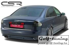 Audi A6 C5 Седан 01-04 Накладка на задний бампер SF-Line design