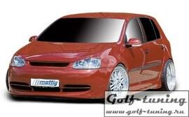 VW Golf 5 Бампер передний GT 5 Style