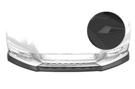 Audi A1 8X 15-18 Накладка на передний бампер