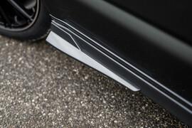 VW T6.1 20- Накладки на пороги для авто с длинной базой