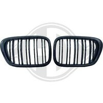 BMW E39 95-03 Решетки радиатора (ноздри) M Look