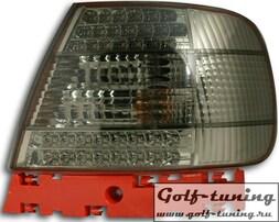 Audi A4 B5 95-00 Фонари светодиодные, тонированные