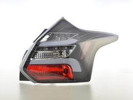 Ford Focus 3 Хэчтбек 11-14 Фонари светодиодные тонированные
