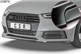 Audi A4 B9 S-Line / S4 8W 2015-05/2019 Накладка cupspoilerlip на передний бампер