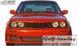 BMW E30 Бампер передний GT4