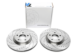 Mazda 3 08-15 Спортивные тормозные диски передние