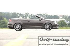 VW Eos 1F 06- Пороги Carbon Look