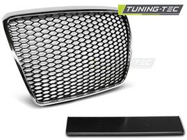 Audi A6 08-11 Решетка радиатора RS-STYLE с хромом