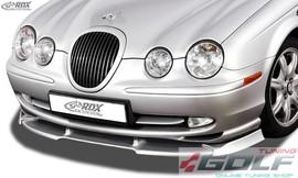 Jaguar S-Type 99-04 Накладка на передний бампер Vario-X