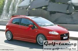 Fiat Grande Punto 05- Пороги