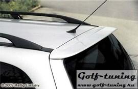 Opel Zafira A Спойлер на крышку багажника