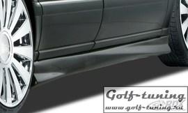"Audi A8 D2 Пороги ""Turbo"""