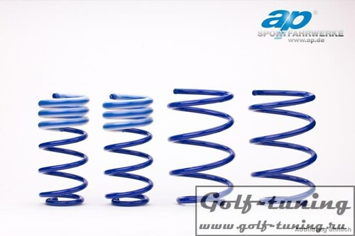Honda Jazz (GG1/GG2/GG3/GE6) 08- Комплект пружин AP с занижением -40mm