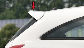 Opel Corsa D 06-14 3Дв Спойлер на крышку багажника
