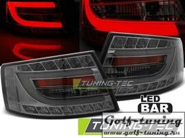 Audi A6 4F 04-08 Седан Фонари светодиодные, тонированные Lightbar