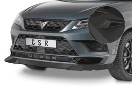 Cupra Ateca 18- Накладка на передний бампер Carbon look