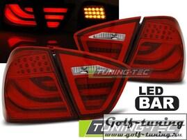 BMW E90 05-08 Фонари светодиодные, красные Lightbar