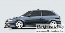 Opel Astra F Пороги