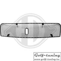Audi A4 8E 00-04 Решетка радиатора без значка с сеткой