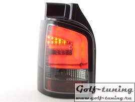 VW T5 03-09 Фонари светодиодные, тонированные FKRLXLVW13007