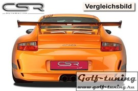 Porsche 911/997 06- Спойлер на крышку багажника SX-Line design