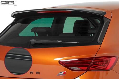 Seat Leon 3 Typ 5F Cupra 17- Спойлер на крышку багажника матовый