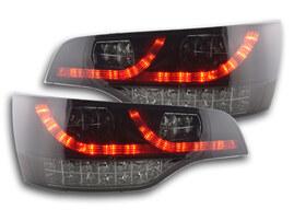 Audi Q7 (4L) 05-09 Фонари светодиодные тонированные