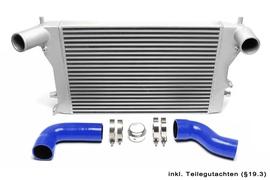 Audi/Seat/Skoda/VW 1.8l TFSI  / 2.0l TFSI / 2.0l TDI Интеркулер