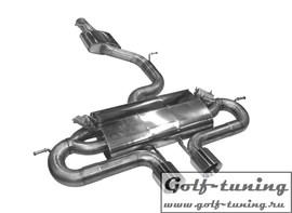 VW Golf 7 R Выхлоп Rieger