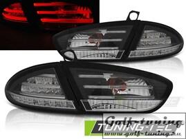 Seat Leon 09-13 Фонари светодиодные, черные