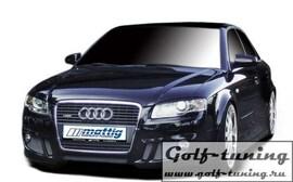Audi A4 B7 04-08 Бампер передний